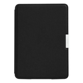 Amazon Leather Cover for Kindle Paperwhite Black