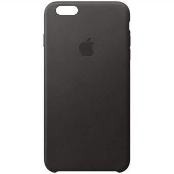 Apple Leather Case for iPhone 6s Black