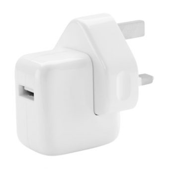 Apple MD836B/A 12W USB Power Adapter for iPad