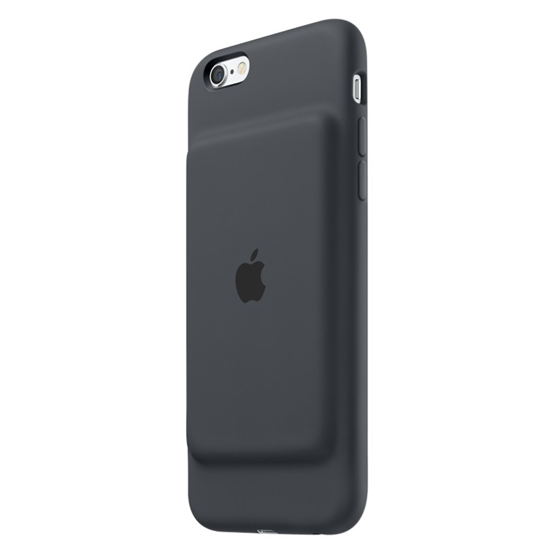 Apple Smart Battery Case for iPhone 6 & 6s Grey