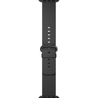 Apple Watch Nylon Band Black