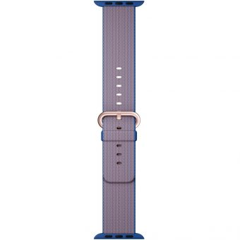 Apple Watch Nylon Band Royal Blue