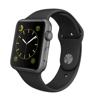 Apple Watch Sport with 42mm Space Grey Aluminium Case & Sport Band