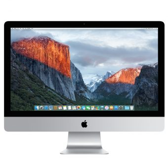 Apple iMac with Retina 5K display MK472B/A All-in-One Desktop Computer