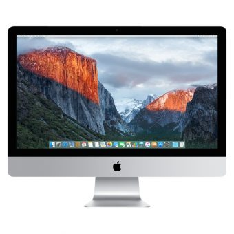 Apple iMac with Retina 5K display MK482B/A All-in-One Desktop Computer