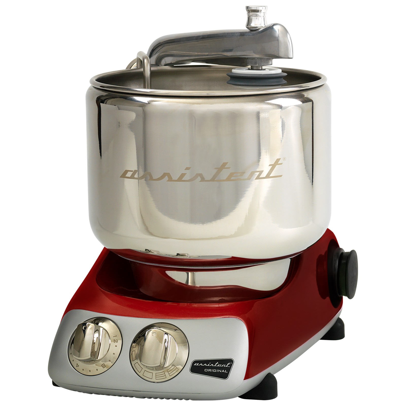 Assistent AKM6120 Stand Mixer Red