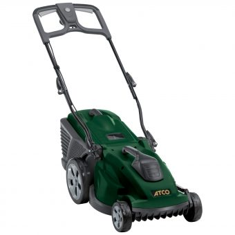 Atco 15E 38cm Rear Roller Electric Lawnmower