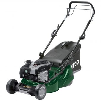 Atco Liner 18S 46cm Rear Roller Self-propelled Petrol Lawnmower