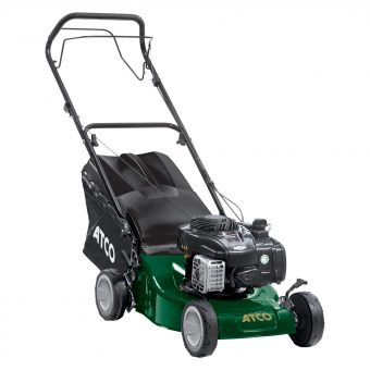 Atco Quattro 16S 41cm Self-propelled Petrol Lawnmower