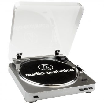 Audio-Technica AT-LP60 USB Turntable