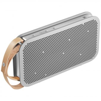 B&O PLAY by Bang & Olufsen Beoplay A2 Portable Bluetooth Speaker Aluminium
