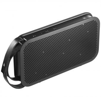 B&O PLAY by Bang & Olufsen Beoplay A2 Portable Bluetooth Speaker Black