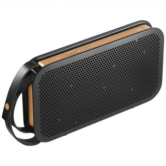 B&O PLAY by Bang & Olufsen Beoplay A2 Portable Bluetooth Speaker Gold