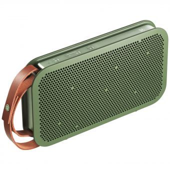 B&O PLAY by Bang & Olufsen Beoplay A2 Portable Bluetooth Speaker Green
