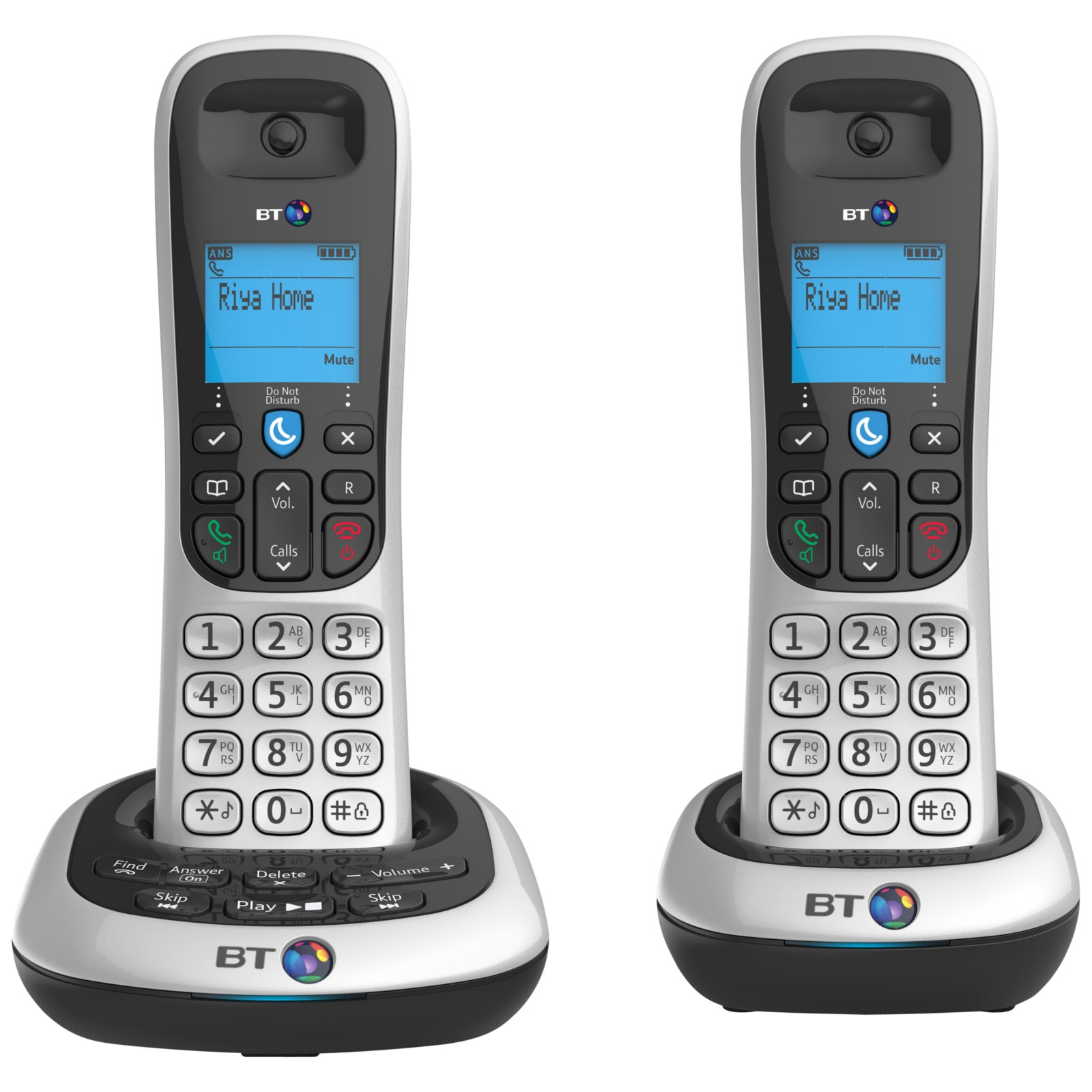 BT 2600 Digital Cordless Phone with Answering Machine