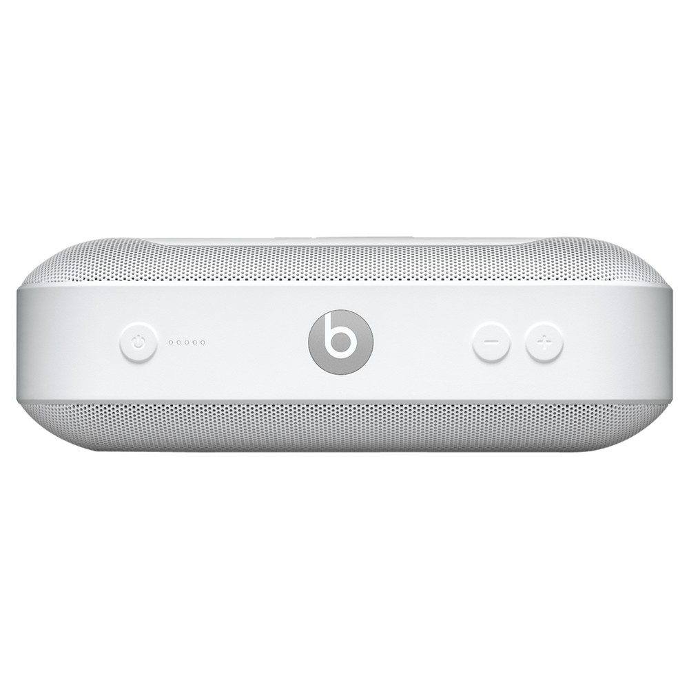 Beats™ Pill+ Portable Bluetooth Speaker With Microphone White