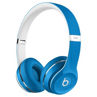 Beats™ by Dr. Dre™ Solo™ 2 HD High Definition On-Ear Headphones with Mic/Remote