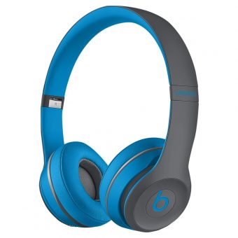 Beats™ by Dr. Dre™ Solo 2 Wireless On-Ear Headphones with Bluetooth Light Blue