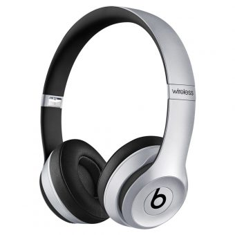 Beats™ by Dr. Dre™ Solo 2 Wireless On-Ear Headphones with Bluetooth Space Grey