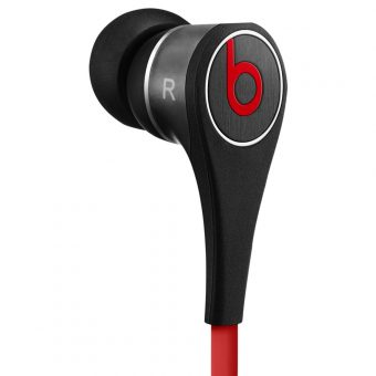 Beats™ by Dr. Dre™ Tour 2 In-Ear Headphones With Remote Talk Control Cable Black