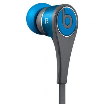 Beats™ by Dr. Dre™ Tour 2 In-Ear Headphones With Remote Talk Control Cable Flash Blue