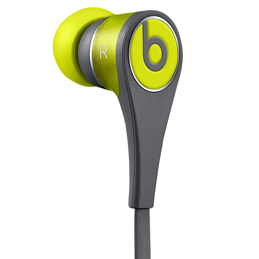 Beats™ by Dr. Dre™ Tour 2 In-Ear Headphones With Remote Talk Control Cable Shock Yellow