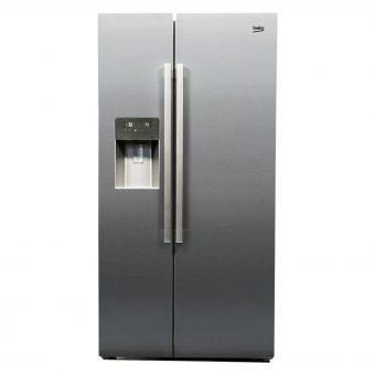 Beko ASP341X American Style Fridge Freezer