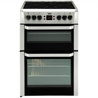 Beko BDVC667S Electric Double Cooker