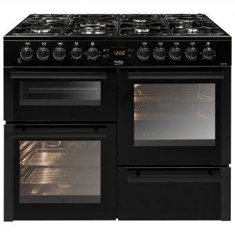 Beko BDVF100K Dual Range Cooker