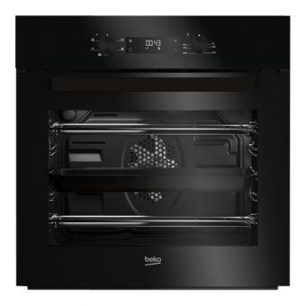 Beko BIF22300 Built-In Electric Single Oven Black
