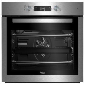 Beko BIM16300XC Single Multifunction Electric Oven
