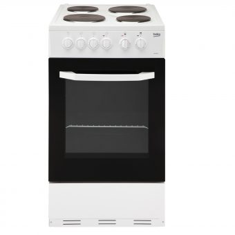Beko BS530 Electric Cooker White