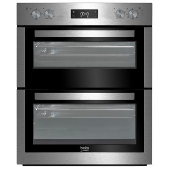 Beko BTF26300X Electric Double Oven