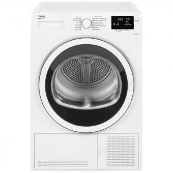 Beko DCJ83133W Condenser Tumble Dryer