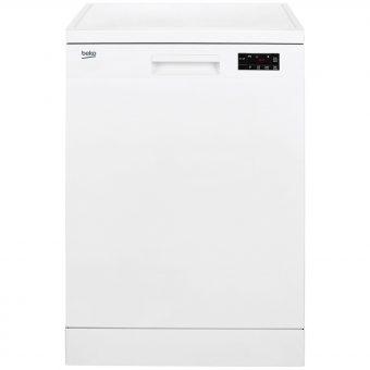 Beko DFN16210W Freestanding Dishwasher