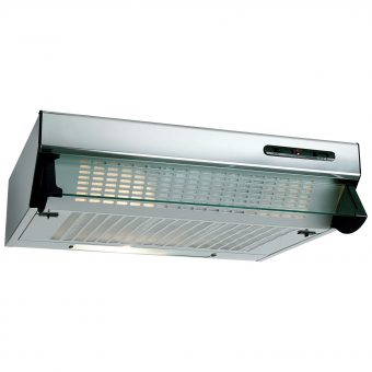 Beko HBV60X Built-In Visor Cooker Hood