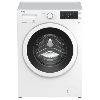 Beko WDJ7523023W Freestanding Washer Dryer