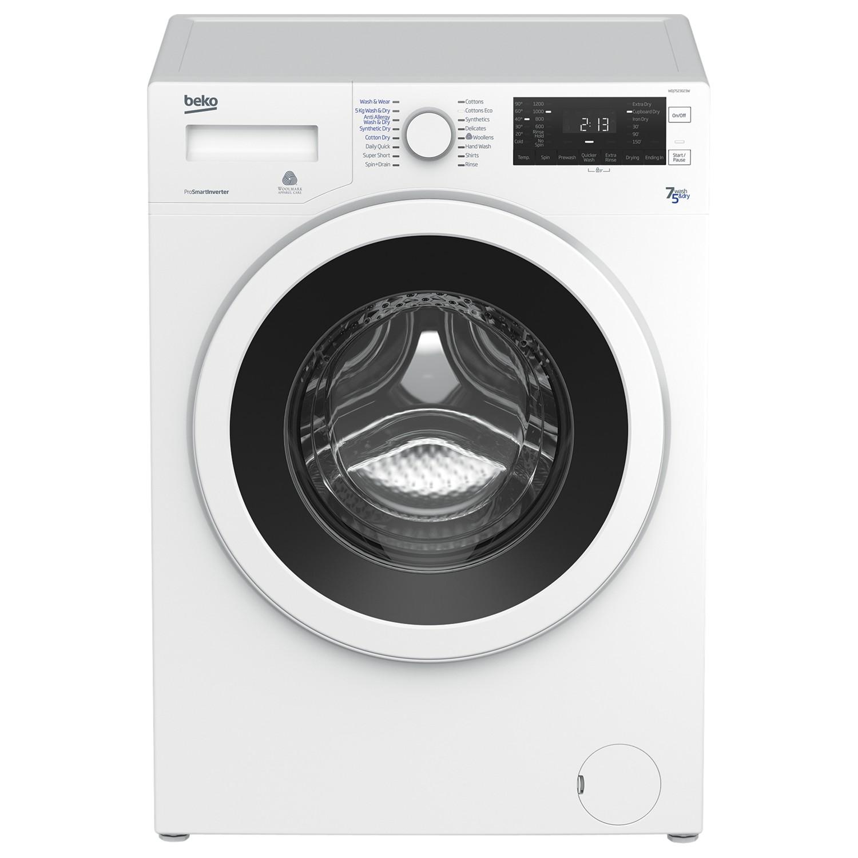 Beko WDJ7523023W Freestanding Washer Dryer