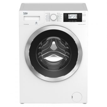 Beko WJ837543W Freestanding Washing Machine