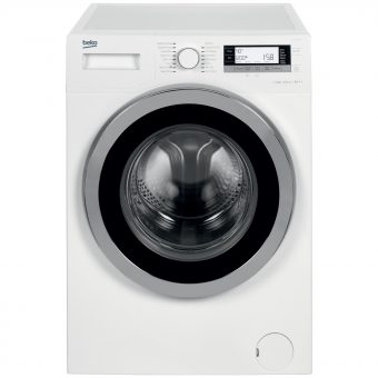 Beko WY124854MW EcoSmart Freestanding Washing Machine