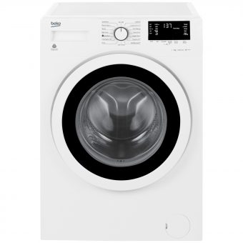 Beko WY74242W Slim Depth Freestanding Washing Machine