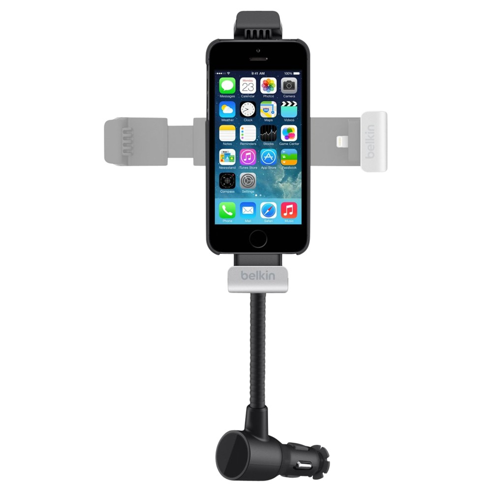 Belkin Car Navigation and Charge Mount for iPhone 5/5s