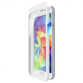 Belkin ExactAlign Transparent Screen Protector for Samsung Galaxy S5