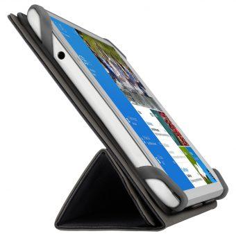 """Belkin Tri-Fold Folio Case for Samsung Galaxy Tab 4 8"""" & Samsung Galaxy Tab S 8.4"""" Black"""
