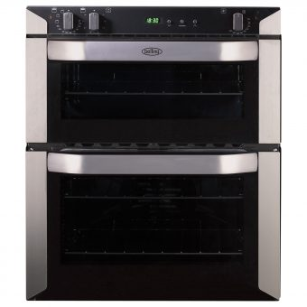 Belling BI70FP Double Built-Under Electric Oven