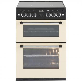 Belling Classic 60G Freestanding Gas Cooker Cream