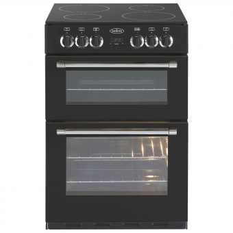 Belling Classic 60e Freestanding Electric Cooker Black