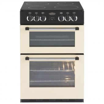 Belling Classic 60e Freestanding Electric Cooker Cream