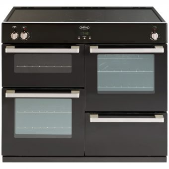 Belling DB4 100Ei Induction Hob Range Cooker