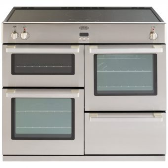Belling DB4 100Ei Professional Induction Hob Range Cooker